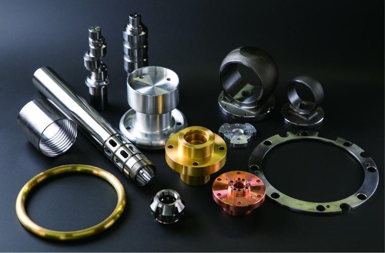 金属・樹脂加工品